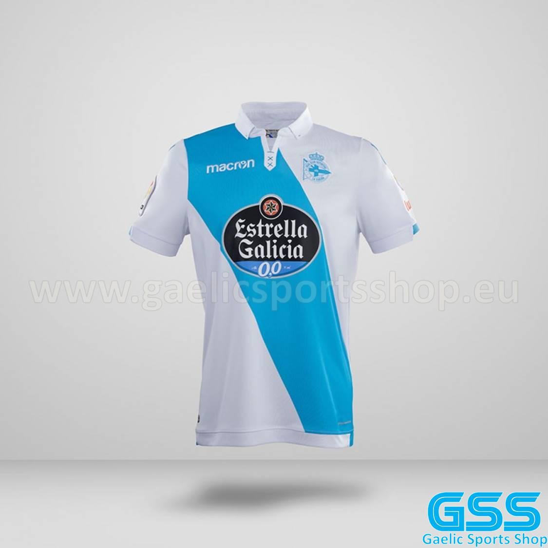 Camiseta Deportivo 17_18 visitante 01.01