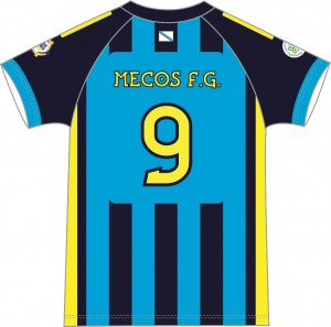 Mecos FG Home Jersey