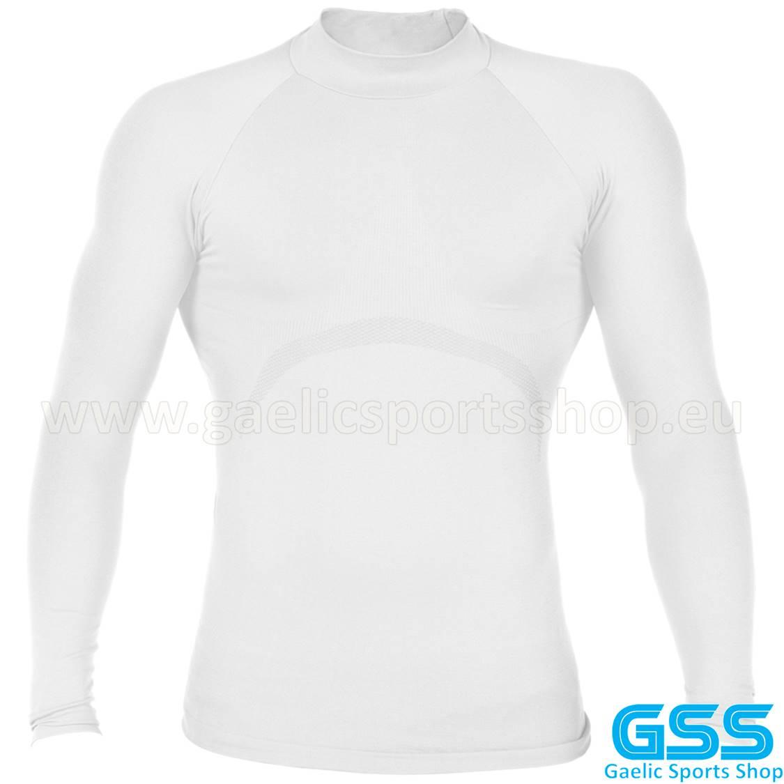 Camiseta Termica GSS One Blanca 01