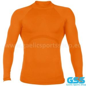 Camiseta Termica GSS One Naranja 01