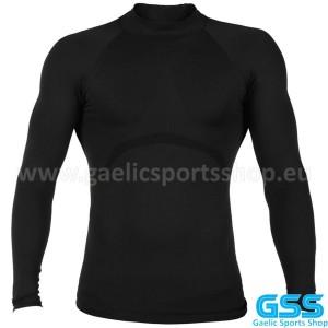 Camiseta Termica GSS One Negra 01