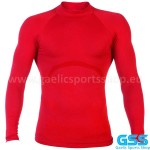 Camiseta Termica GSS One Rojo 01