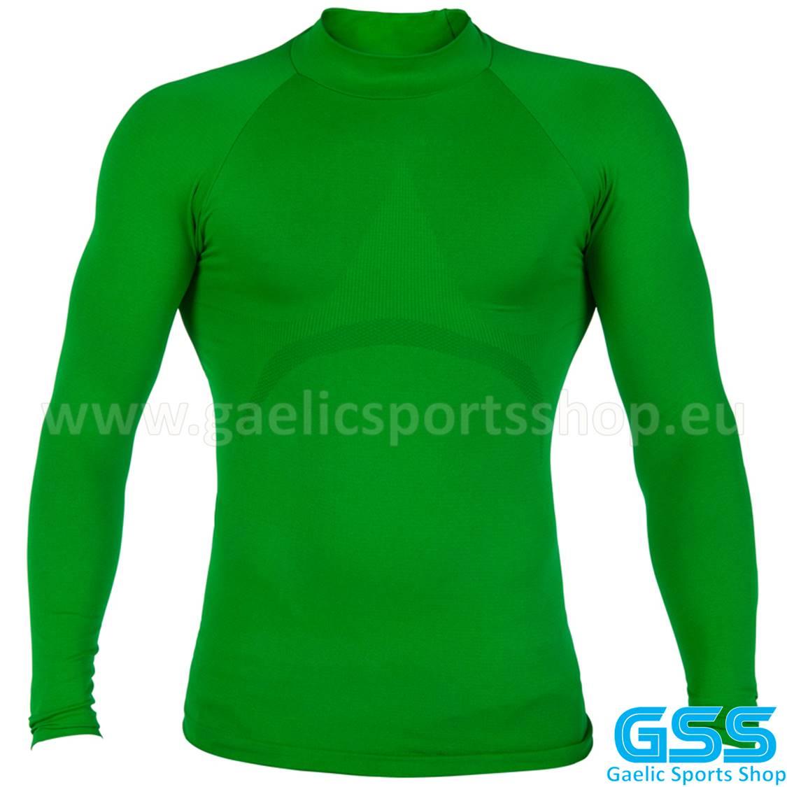 Camiseta Termica GSS One Verde 01