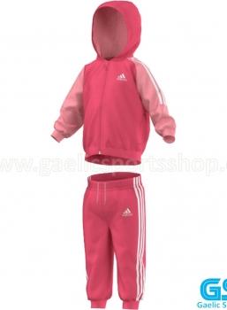 Chandal Adidas Bebe I J WV HD Suit Rosa