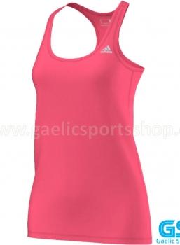Camiseta Adidas Prime Tank Rosa Mujer