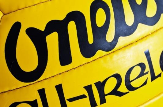 Balón O'Neills All Ireland Amarillo