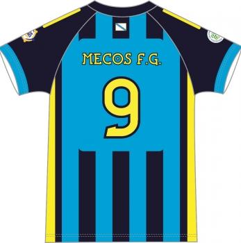 Camiseta Mecos FG Ogrobe 1ª Equipación