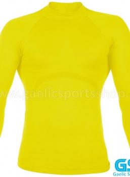Camiseta Térmica GSS One Amarillo