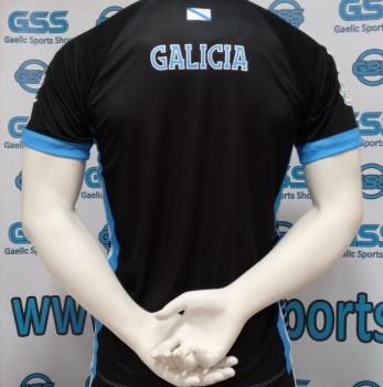 CAMISETA PORTERO SELECCIÓN GALEGA NEGRA