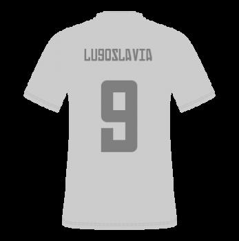Camiseta Torques de Lugoslavia 2ª Equipación