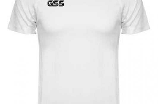 Camiseta Técnica GSS Basic Blanco