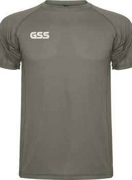 Camiseta Técnica GSS Basic Gris