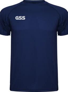 Camiseta Técnica GSS Basic Azul Marino