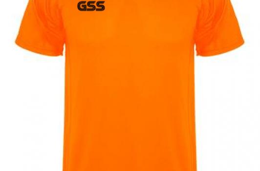 Camiseta Técnica GSS Basic Naranja