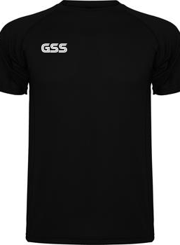 Camiseta Técnica GSS Basic Negro