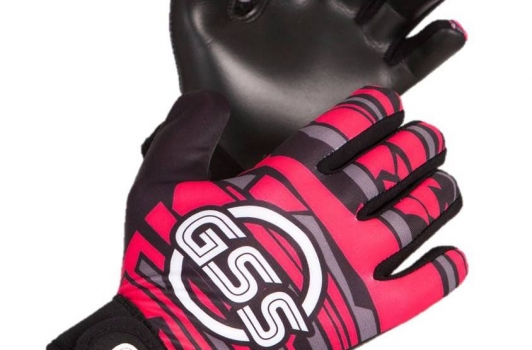 Guantes GSS Wind Rosa