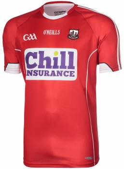 Camiseta O'Neills Cork GAA International Home Jersey
