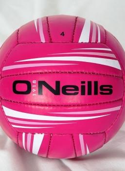 Balón O'Neills Inter County Rosa
