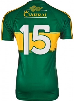 Camiseta O'Neills Kerry GAA International Home Jersey